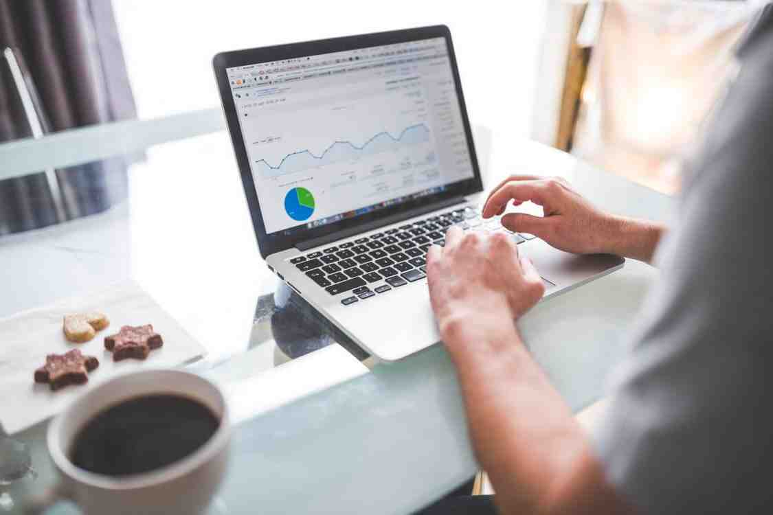 What is a broker trading?