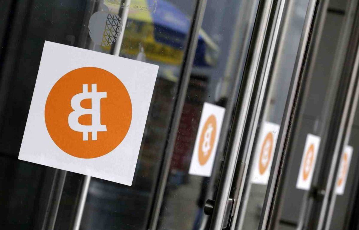 """Bitcoin """"not a currency"""" but a """"highly speculative asset""""."""